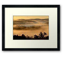 """""""Tranquil"""" Framed Print"""