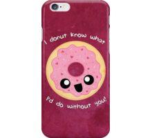 Valentine Donut iPhone Case/Skin