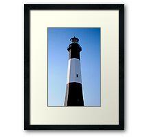 Tybee Island Lighthouse Framed Print