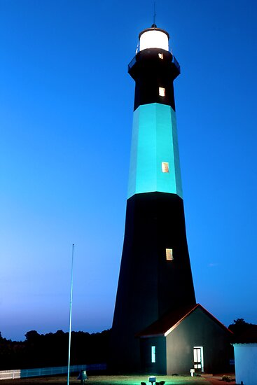 Tybee Island Lighthouse by Roger Otto