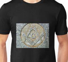 FreeMason Gravestone Tshirt Unisex T-Shirt