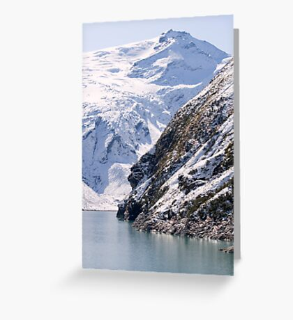 White Cover Greeting Card