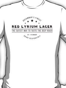 Dragon Age Red Lyrium Lager T-Shirt