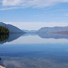 Lake McDonald by pinkT