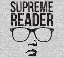 Supreme Reader by UndaKuva
