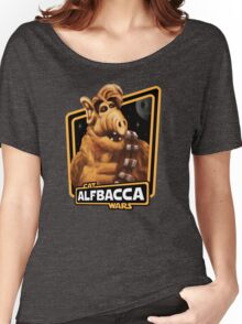Alfbacca: Cat Wars Women's Relaxed Fit T-Shirt