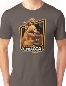 Alfbacca: Cat Wars Unisex T-Shirt