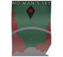 No Man's Sky Poster Poster