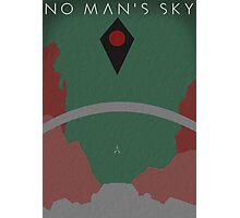 No Man's Sky Poster Photographic Print