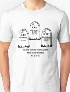 Death to all Hashtags T-Shirt