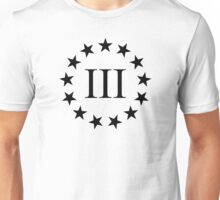 Three Percenter Light Unisex T-Shirt