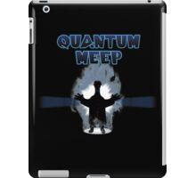 Quantum Meep iPad Case/Skin