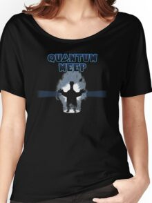Quantum Meep Women's Relaxed Fit T-Shirt