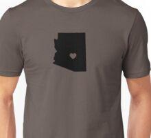 Arizona <3 Unisex T-Shirt