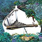 pirate over board by NordicBlackbird