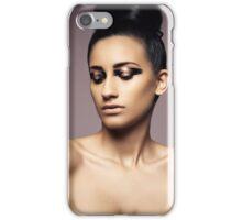 Sexy woman iPhone Case/Skin