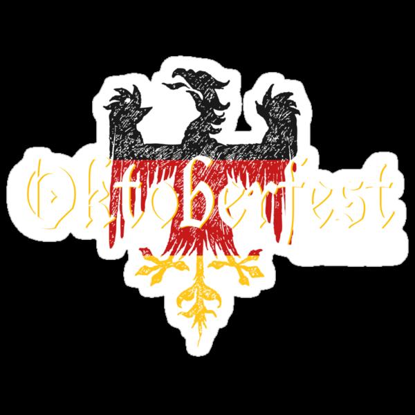 Oktoberfest Established 1810 by KCGraphics
