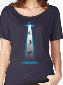 So Long and Thanks for all the Fish Women's Relaxed Fit T-Shirt