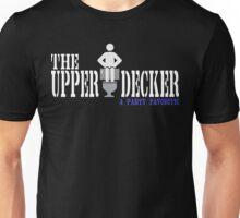 The upper decker a party favorite Funny Geek Nerd Unisex T-Shirt