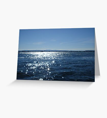 The Puget Sound Greeting Card