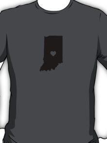 Indiana <3 T-Shirt