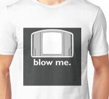 Blow Me - cartridge, funny.  Unisex T-Shirt