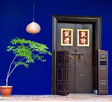 The Cheong Fatt Tze Mansion - Facade by Cvail73