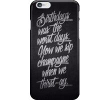 Notorious B.I.G. iPhone Case/Skin