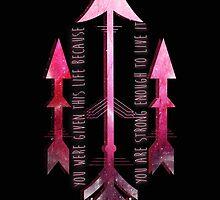 Live It - Pink Version  by R-E-D