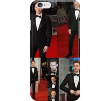 BAFTA 2015-TOM HIDDLESTON: POSTER, PHONE CASES, AND TABLET CASES iPhone Case/Skin