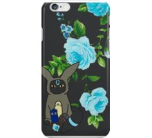 Pokemon Doctor Who Totoro Flower Print iPhone Case/Skin
