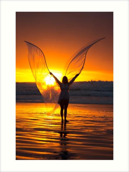 Dawn Angel by Brian Edworthy