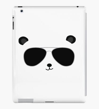 Badass Aviator Panda iPad Case/Skin