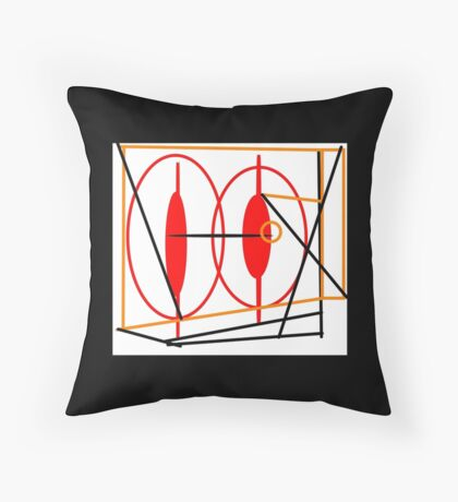 MODERN  ABSTRACT, gifts and decor Throw Pillow