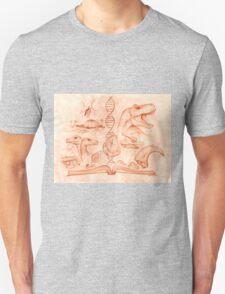 Jurassic Park - The Novel Unisex T-Shirt