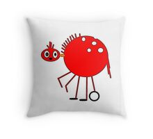 BUG-ME-NOT COMIC  Throw Pillow