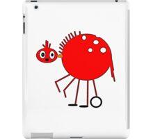 BUG-ME-NOT COMIC  iPad Case/Skin