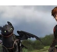 how to train your dragon by hispanicatd