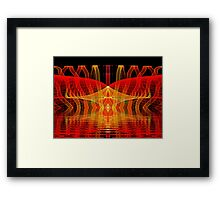 SplitsCylVania 16: The Outer Limits  (UF0325) Framed Print