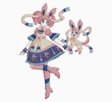 Pokemon Gijinka Series: Sylveon / Ninfia Kids Clothes