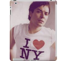 Jimmy Fallon iPad Case/Skin