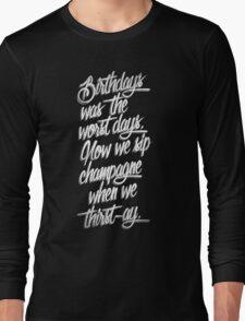 Notorious B.I.G. Long Sleeve T-Shirt