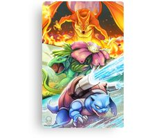 Choose your starter Canvas Print