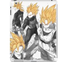 Super Saiyan Squad iPad Case/Skin