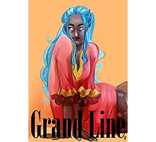 Grand Line Collection: Nefertari Vivi Photographic Print