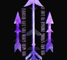 Live It - Purple Version by Brooke Patterson