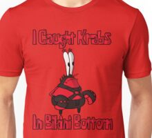 Mr Krabs Unisex T-Shirt