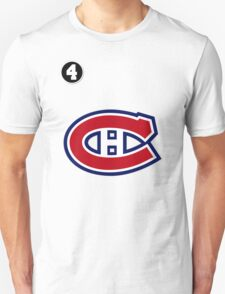 Montreal Canadiens - 2014-15 Jersey - white T-Shirt