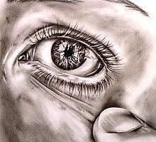 Open Your Eye(s) by ErikaGlassArt