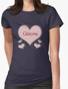 Calzona Happy Valentines Day T-Shirt